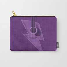 Electric - Acoustic Lightning Carry-All Pouch