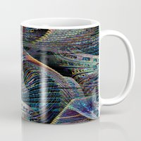architect Mugs featuring the delusional architect by David  Gough