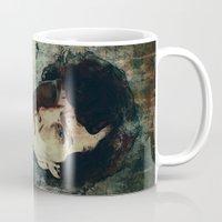 sherlock Mugs featuring Sherlock by Sirenphotos
