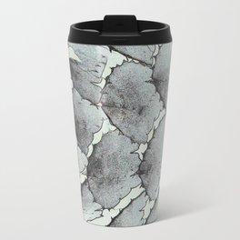 Aloe Vera Abstract Travel Mug