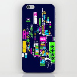 Tokyo iPhone Skin