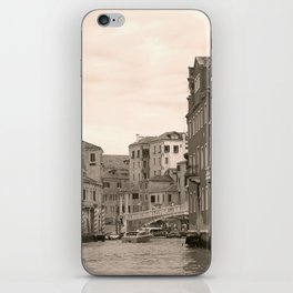 Venice, Italy iPhone Skin