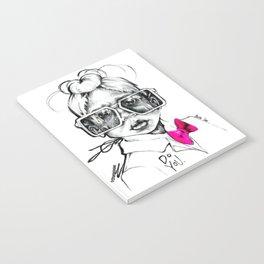 #STUKGIRL Penny Notebook