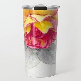 Rose 6 Travel Mug