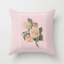 ILIWYS No. 1 Throw Pillow