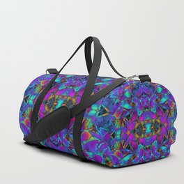 Fractal Floral Abstract G293 Duffle Bag