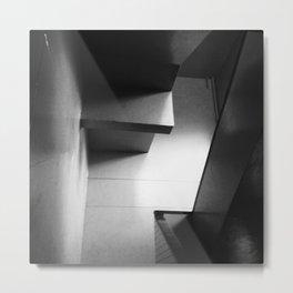 #88Photo #99 #Abstract #Light #BlackAndWhite Metal Print