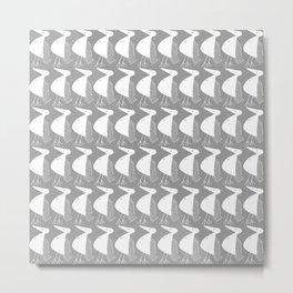 plAced Metal Print