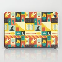 harry iPad Cases featuring King's Cross - Harry Potter by Ariel Wilson