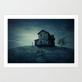 Home Return Art Print