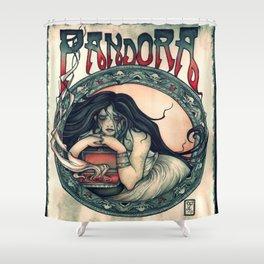Pandora Shower Curtain