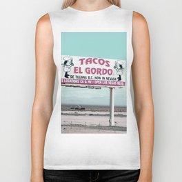 Tacos Biker Tank
