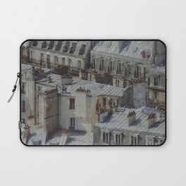 city roofs Laptop Sleeve