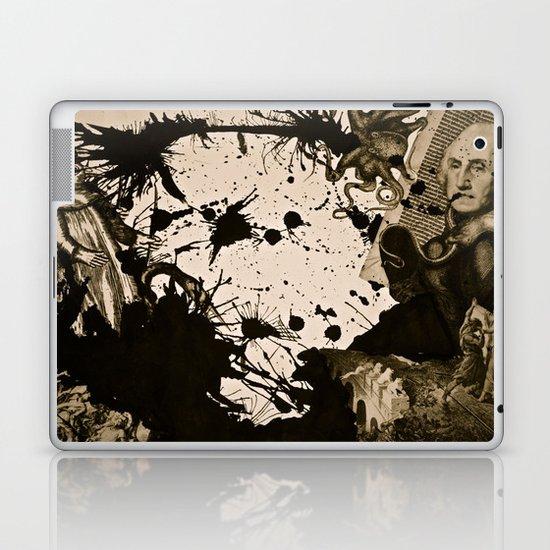 Penser : Combat mental. Laptop & iPad Skin