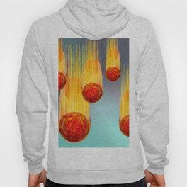 Cosmic bombs Hoody