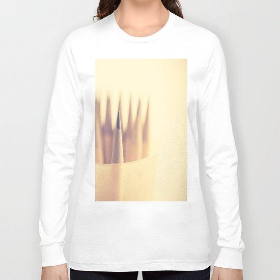 Sharp Long Sleeve T-shirt
