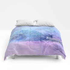 Snail house Comforters