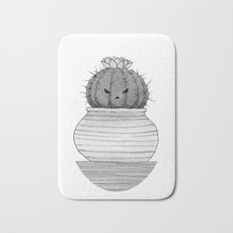 Prickly Bath Mat