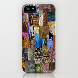Collage - Tiled iPhone Case