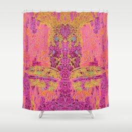All That Matters Shower Curtain