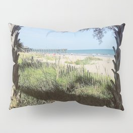 Myrtle Beach Pier Pillow Sham