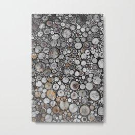 The stack Metal Print