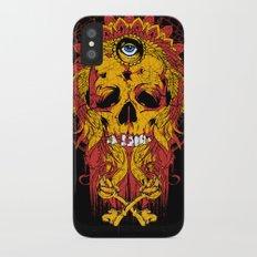 Sixth sense iPhone X Slim Case