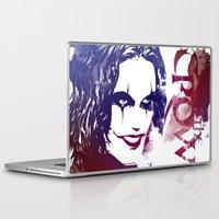 gladiator Laptop & iPad Skins featuring CRW by karakalemustadi