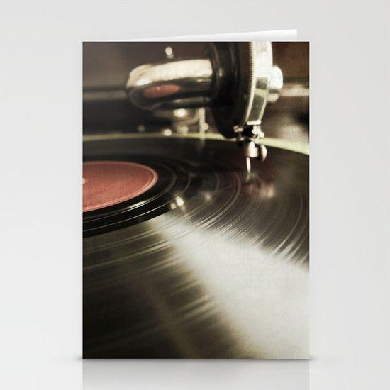 dancin {ANALOG zine Stationery Cards