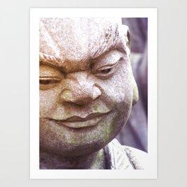 Bousan 03 Art Print