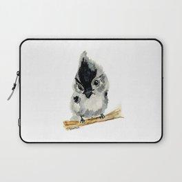 Judgy Little Bird Laptop Sleeve