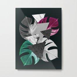 Tropical plants XIX Metal Print