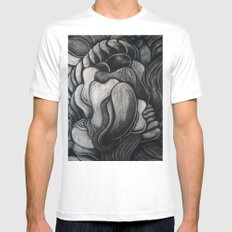 Hive 1 Mens Fitted Tee White MEDIUM