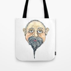 old man 2 Tote Bag