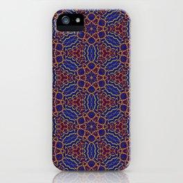 Pattern-012 iPhone Case