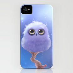 Polar Owl iPhone (4, 4s) Slim Case