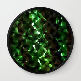 The Rainforest Wall Clock