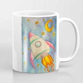 Space Flight Coffee Mug