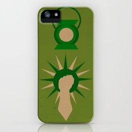 Minimalistic Lantern iPhone Case