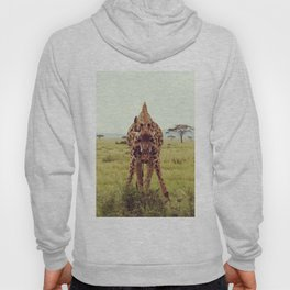 Giraffe Wants to Know Hoody
