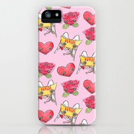 """Oro?"" Valentines iPhone Case"