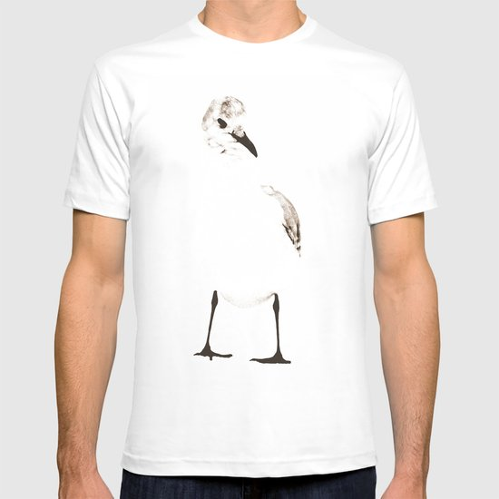 The new member T-shirt