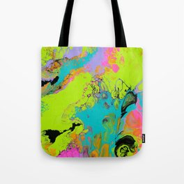 Totally Radical Tote Bag