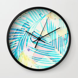 *Nymph Dust* #society6 Wall Clock