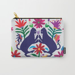 Otomi Cats Carry-All Pouch