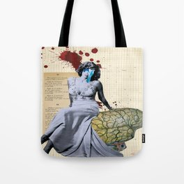 Rumbo a peor Tote Bag