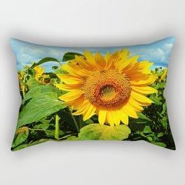 Pollen Overflow Rectangular Pillow