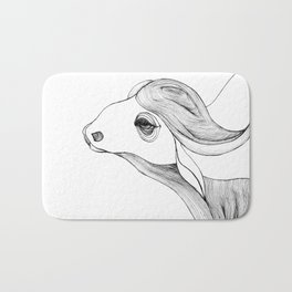 Buffalo Bath Mat