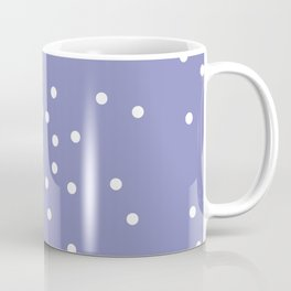 Purple round shape Coffee Mug