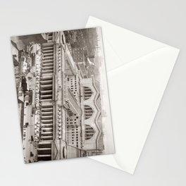 Penn Station Vintage Photograph (1910) Stationery Cards